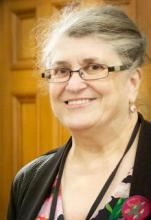 Image of Acting Chief Executive Margaret Retter
